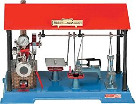 Wilesco Steam Engine D141. Free UK delivery. !